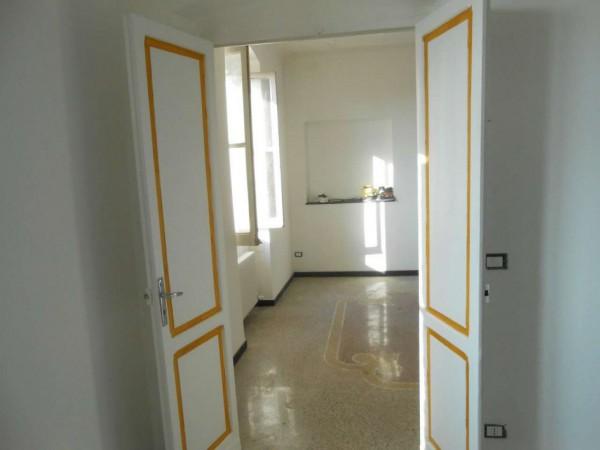 Appartamento in vendita a Genova, Inizio Via  Borzoli, 112 mq - Foto 12