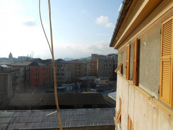 Appartamento in vendita a Genova, Inizio Via  Borzoli, 112 mq - Foto 40