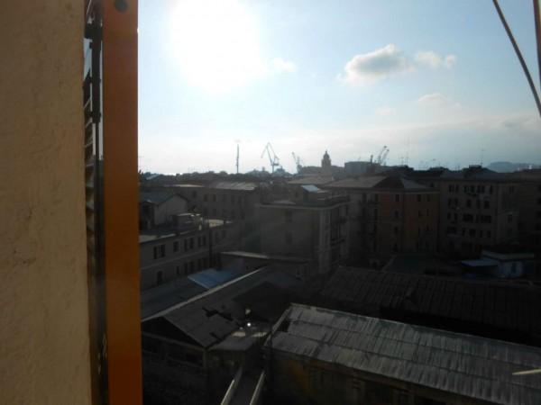 Appartamento in vendita a Genova, Inizio Via  Borzoli, 112 mq - Foto 4