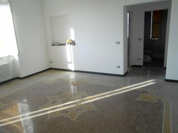 Appartamento in vendita a Genova, Inizio Via  Borzoli, 112 mq - Foto 55