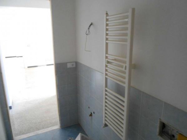 Appartamento in vendita a Genova, Inizio Via  Borzoli, 112 mq - Foto 42
