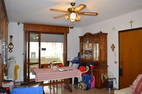Appartamento in vendita a Forlì, Cà Ossi, Arredato, con giardino, 80 mq