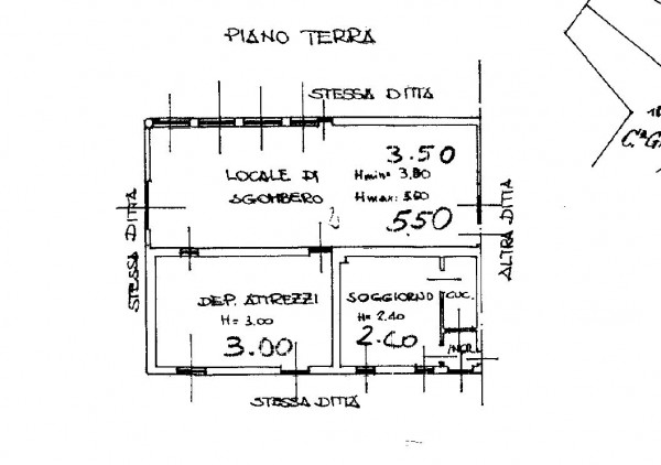 Rustico/Casale in vendita a Asti, Serravalle, Con giardino, 150 mq - Foto 2