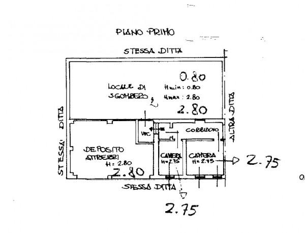 Rustico/Casale in vendita a Asti, Serravalle, Con giardino, 150 mq - Foto 3