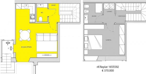 Appartamento in vendita a Milano, Washington, Con giardino, 90 mq - Foto 3