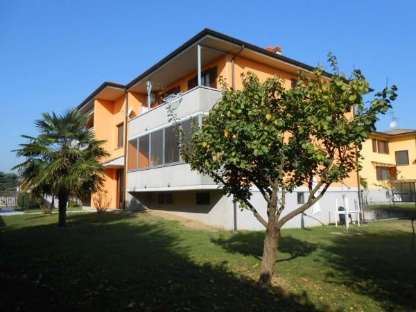Appartamento in vendita a Chieve, Residenziale, Con giardino, 106 mq - Foto 7