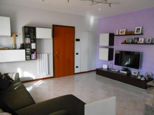Appartamento in vendita a Chieve, Residenziale, Con giardino, 106 mq