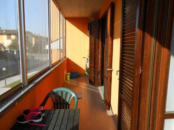 Appartamento in vendita a Chieve, Residenziale, Con giardino, 106 mq - Foto 37