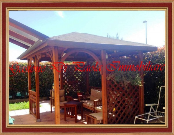 Appartamento in vendita a Arosio, Arredato, con giardino, 95 mq