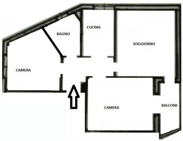 Appartamento in affitto a Recco, Centrale, 65 mq - Foto 36
