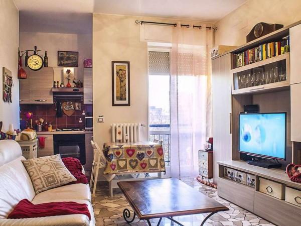 Appartamento in vendita a Milano, Marco D'agrate, Arredato, 78 mq