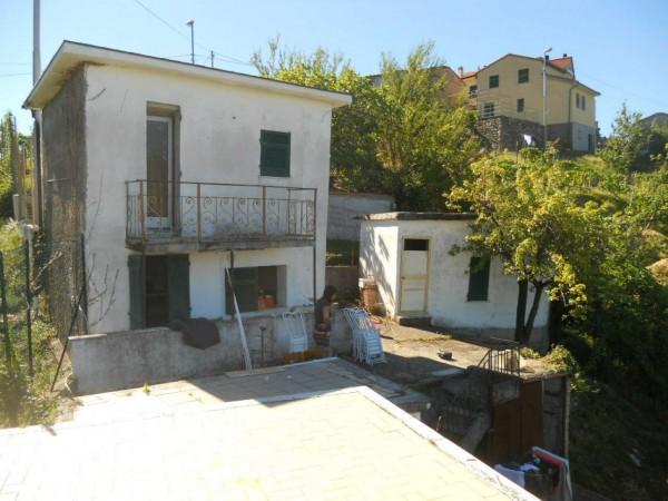 Rustico/Casale in vendita a Sestri Levante, Rovereto, Con giardino, 90 mq