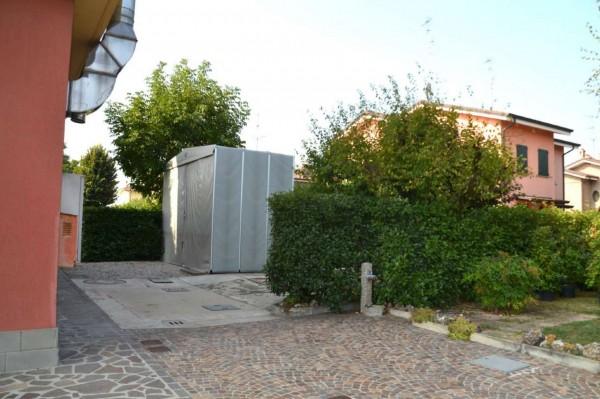 Capannone in vendita a Crevalcore, Centro, Con giardino, 460 mq - Foto 18
