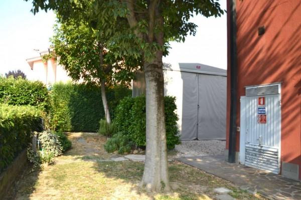 Capannone in vendita a Crevalcore, Centro, Con giardino, 460 mq - Foto 21