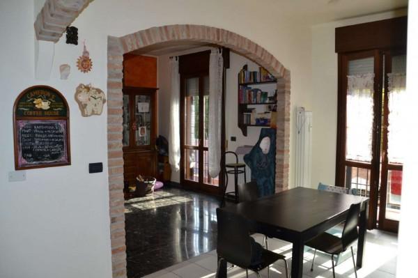 Appartamento in vendita a San Giovanni in Persiceto, Centro, Con giardino, 110 mq
