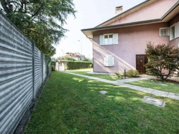 Villa in vendita a Oggiona con Santo Stefano, Con giardino, 168 mq - Foto 14