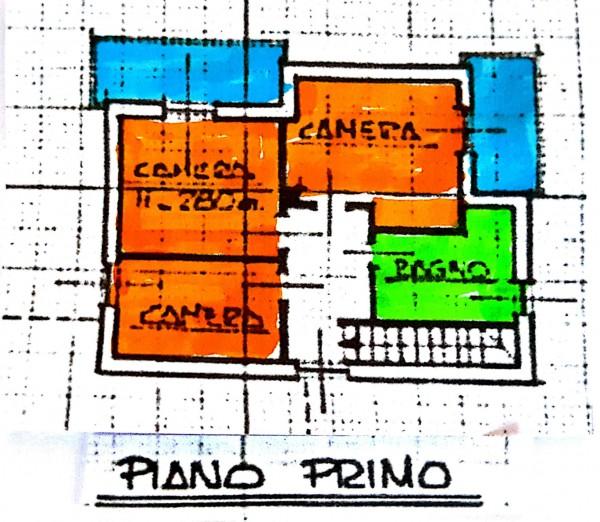 Villa in vendita a Oggiona con Santo Stefano, Con giardino, 168 mq - Foto 5