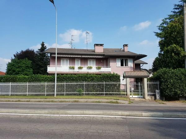 Villa in vendita a Oggiona con Santo Stefano, Con giardino, 168 mq - Foto 13