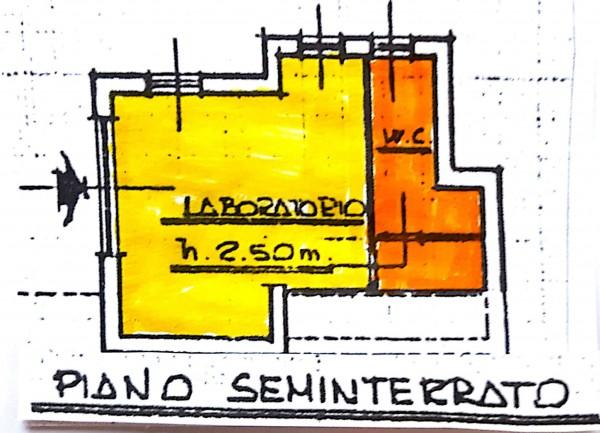 Villa in vendita a Oggiona con Santo Stefano, Con giardino, 168 mq - Foto 3