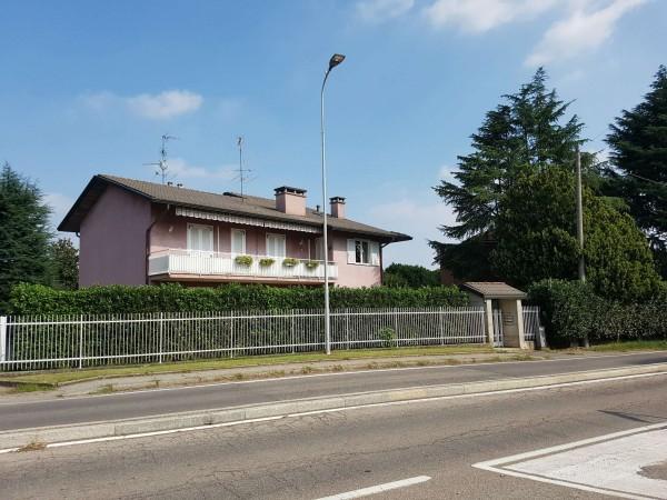 Villa in vendita a Oggiona con Santo Stefano, Con giardino, 168 mq - Foto 47
