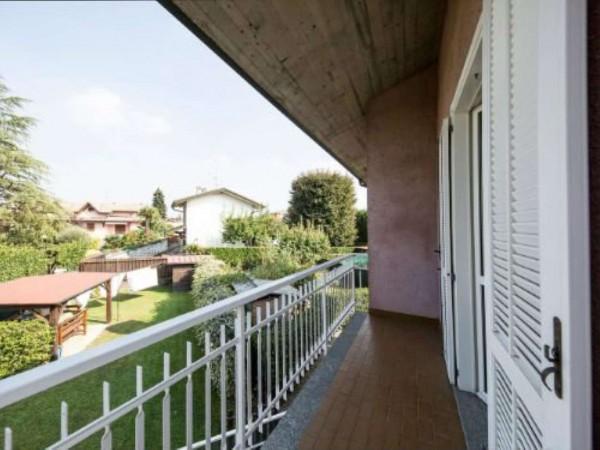 Villa in vendita a Oggiona con Santo Stefano, Con giardino, 168 mq - Foto 45