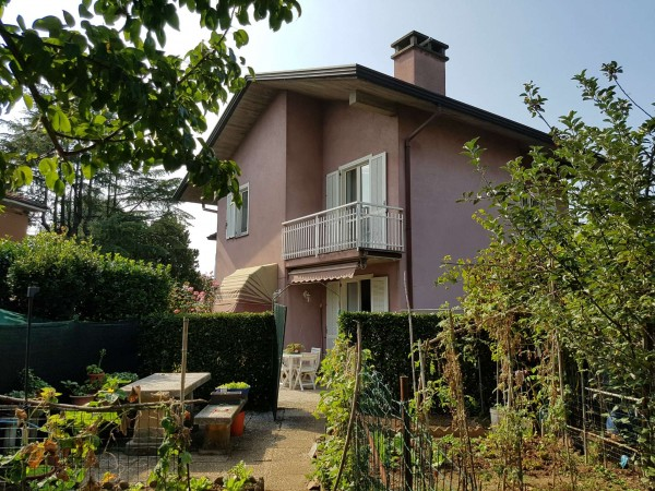 Villa in vendita a Oggiona con Santo Stefano, Con giardino, 168 mq - Foto 48