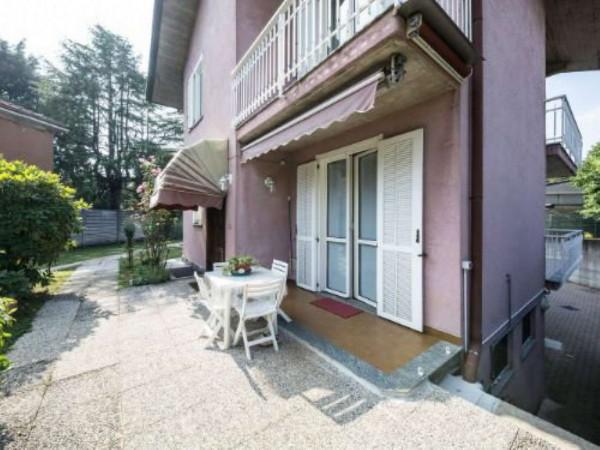 Villa in vendita a Oggiona con Santo Stefano, Con giardino, 168 mq - Foto 46