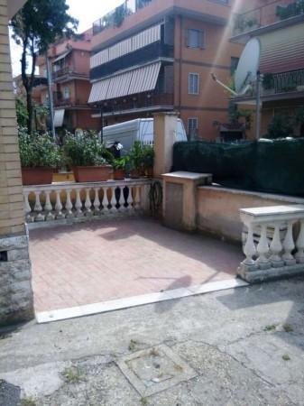 Appartamento in affitto a Roma, Boccea, Arredato, con giardino