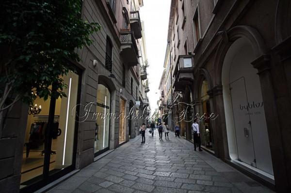 Appartamento in affitto a Milano, Via Della Spiga, Arredato, 45 mq