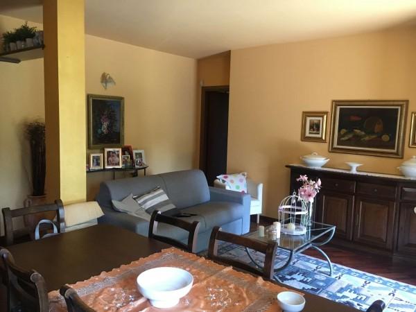 Appartamento in vendita a Capergnanica, Centro, Con giardino, 106 mq