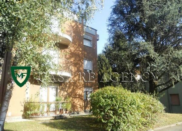 Appartamento in vendita a Induno Olona, Arredato, con giardino, 55 mq - Foto 14