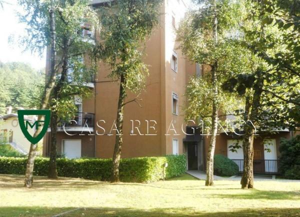 Appartamento in vendita a Induno Olona, Arredato, con giardino, 55 mq - Foto 18