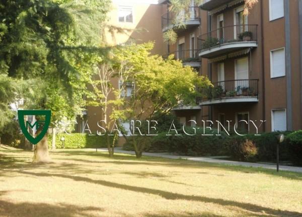 Appartamento in vendita a Induno Olona, Arredato, con giardino, 55 mq - Foto 4