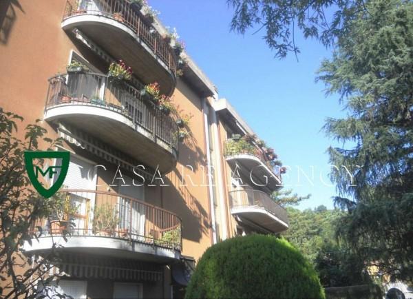 Appartamento in vendita a Induno Olona, Arredato, con giardino, 55 mq - Foto 9