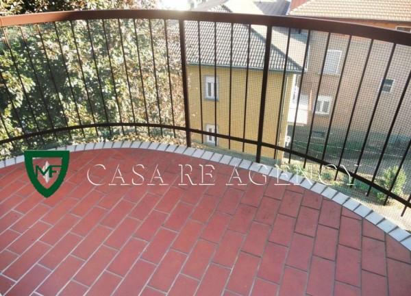 Appartamento in vendita a Induno Olona, Arredato, con giardino, 55 mq - Foto 16