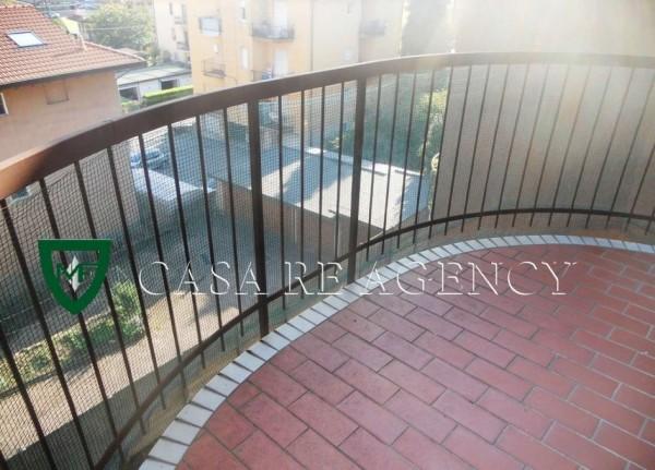 Appartamento in vendita a Induno Olona, Arredato, con giardino, 55 mq - Foto 5
