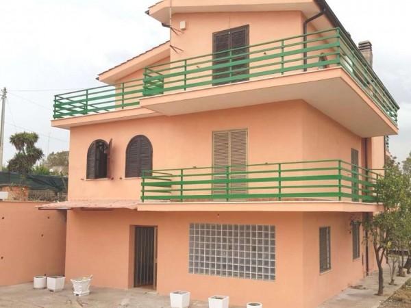 Appartamento in vendita a Aprilia, La Cogna, Con giardino, 150 mq
