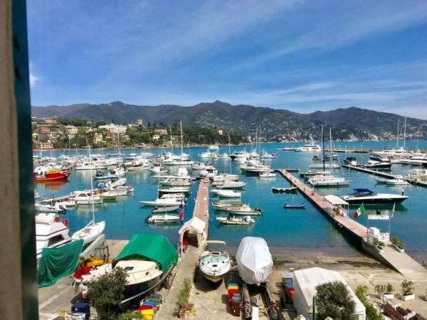 Appartamento in vendita a Santa Margherita Ligure, Porto Turistico, 100 mq