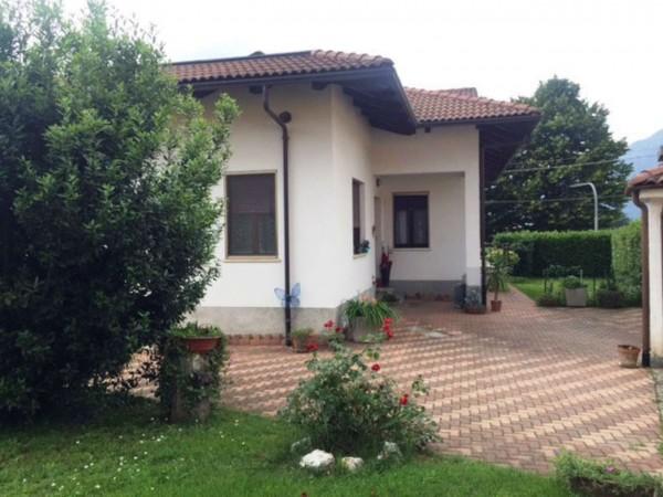 Villa in vendita a Rosta, Con giardino, 250 mq