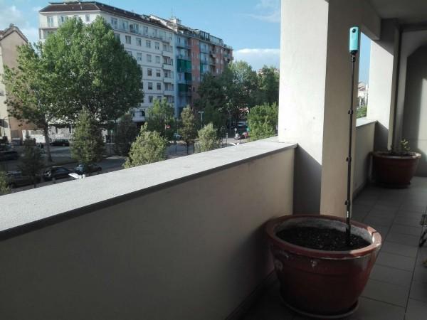 Appartamento in vendita a Torino, Con giardino, 85 mq