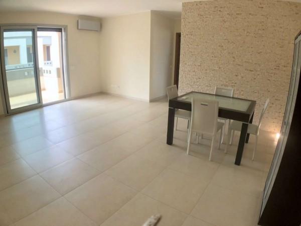 Appartamento in vendita a Lizzanello, Merine, Con giardino, 120 mq - Foto 19