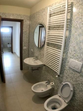 Appartamento in vendita a Lizzanello, Merine, Con giardino, 120 mq - Foto 14