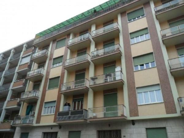 Appartamento in vendita a Torino, Pozzo Strada Aeronautica, 60 mq