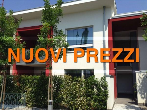Appartamento in vendita a Casirate d'Adda, Res. Fiordaliso, 117 mq