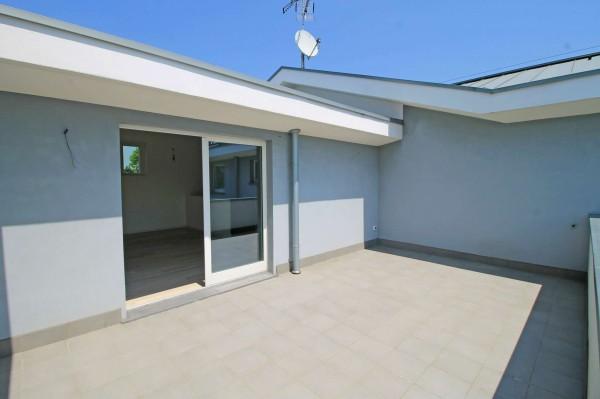 Appartamento in vendita a Treviglio, Casirate, 117 mq - Foto 20