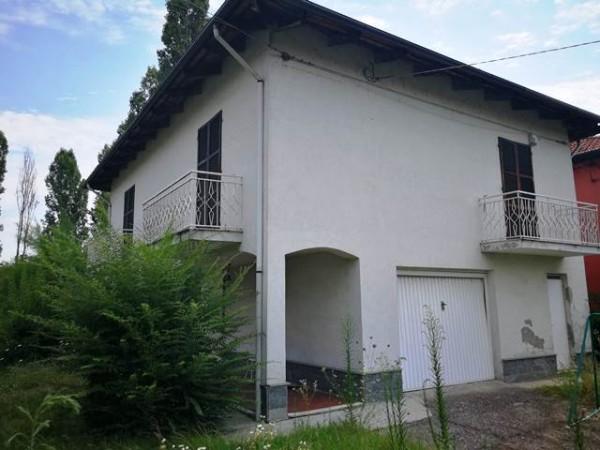 Villa in vendita a Felizzano, Centro, Con giardino, 160 mq