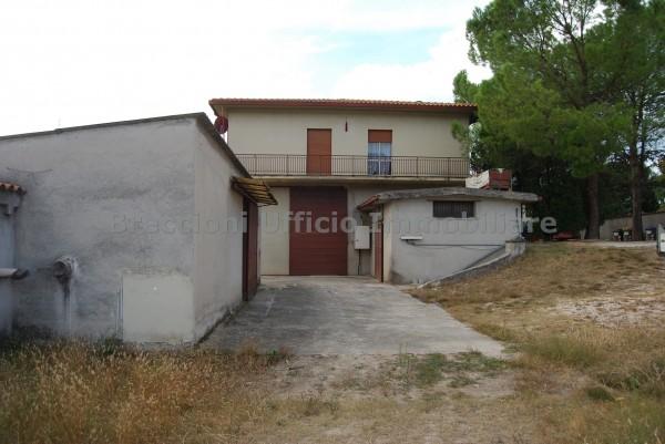 Negozio in vendita a Trevi, Matigge, Con giardino, 270 mq - Foto 12