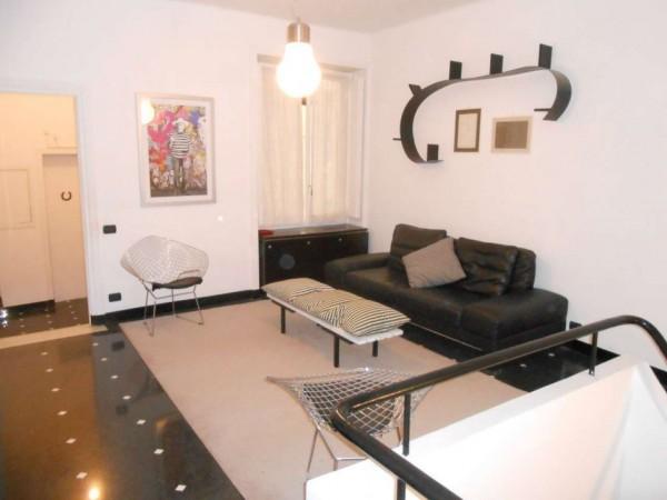 Appartamento in vendita a Genova, Assarotti, 105 mq