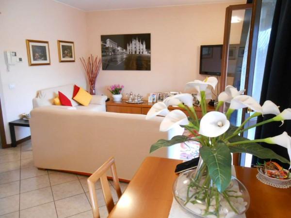 Villa in vendita a Massalengo, Residenziale, Con giardino, 223 mq - Foto 48