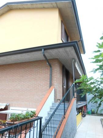 Villa in vendita a Massalengo, Residenziale, Con giardino, 223 mq - Foto 4